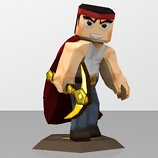 BDcraft FIgurine