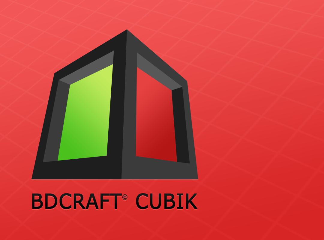 BDcraft Cubik